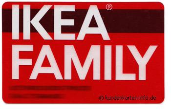 ikea family karte IKEA Kundenkarte   Vorteile, Bestellung und weitere Informationen